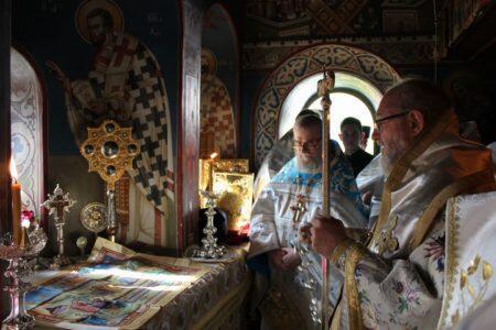 Της Αναλήψεως στο Άγιο Όρος - Μεγαλοπρεπής Πανήγυρις στην Μονή Εσφιγμένου