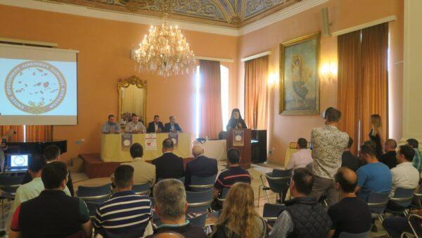 Ο Σύρου Δωρόθεος ευλόγησε τη Γενική Συνέλευση της Ένωσης Αξιωματικών Λιμενικού Σώματος Κυκλάδων