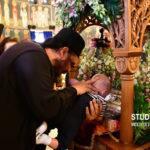 Ναύπλιο: Χιλιάδες πιστοί προσκυνούν το Ιερό Λείψανο της Αγίας Άννης από το Άγιο Όρος