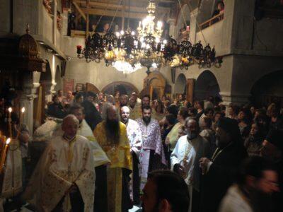 Άγιος Εφραίμ: Πάνω από 30.000 πιστοί στην Ιερά Μονή της Μάκρης το διήμερο