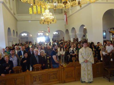 Ιεράπετρα: Πανηγύρισε σήμερα Κυριακή της Σαμαρείτιδος ο Καθεδρικός Ναός Αγίας Φωτεινής