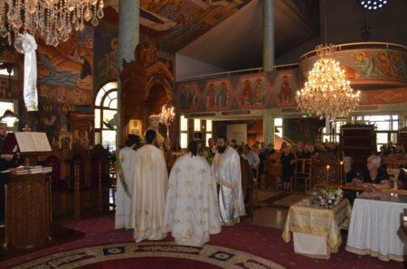 Εορτή της Αναλήψεως και χειροθεσία αναγνωστών στη Μητρόπολη Κωνσταντίας
