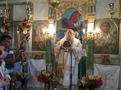 Νάξος: Με λαμπρότητα τιμήθηκε η μνήμη του Αγίου Ιωάννου του Θεολόγου