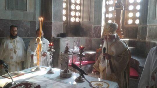 Ανακομιδή Ι. Λειψάνων Οσίου Λουκά και Επέτειος Εγκαινίων του περικαλλούς Καθολικού