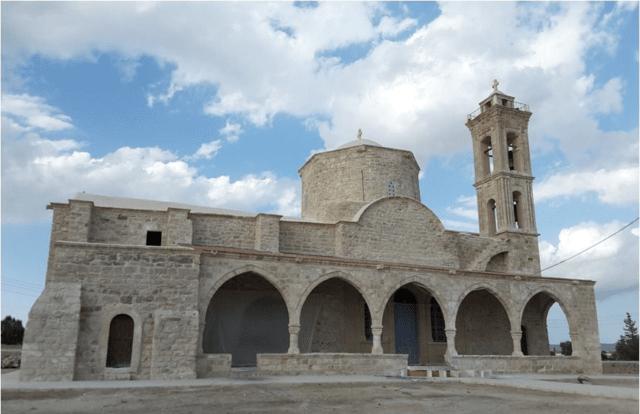 Κύπρος: Έγκριση αιτήματος για Θεία Λειτουργία στον ναό Αρχαγγέλου Μιχαήλ στο Λευκόνοικο