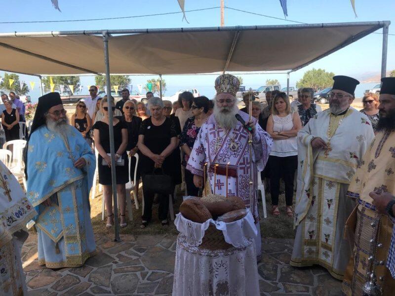Η πανήγυρη του Ιερού Ναού Αναλήψεως του Κυρίου Ενορίας Γούδουρα