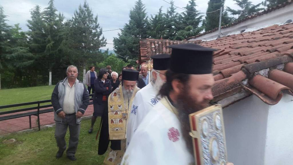 Γρεβενά: Εορτή Αγίου Επιφανίου στην Κατάκαλη