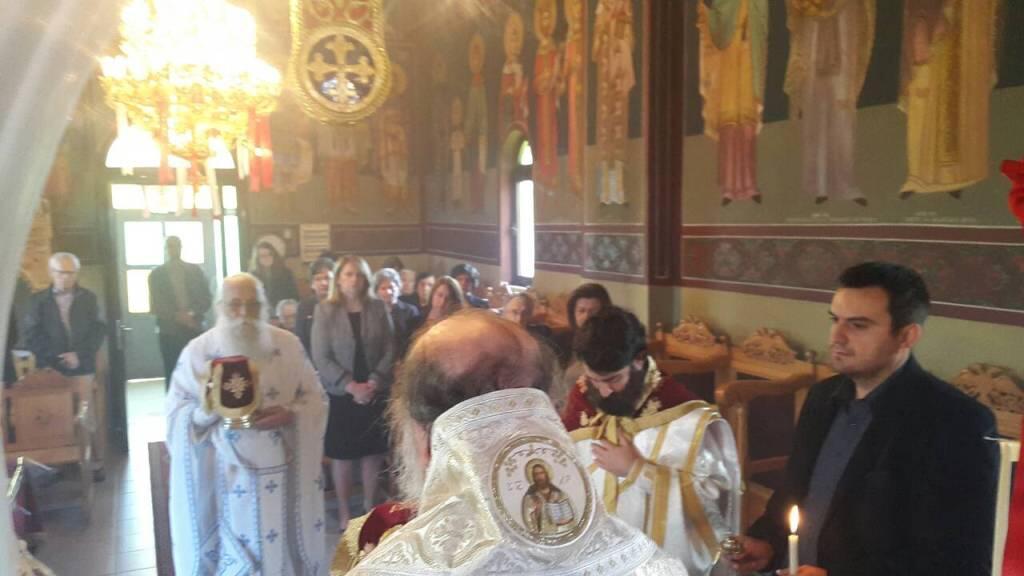Γρεβενά: Εορτή της Ανακομιδής των Λειψάνων του Αγίου Αθανασίου στο Καλαμίτσι και την Αγάπη