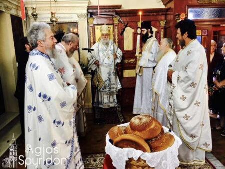 Κερκύρας: Ο Ιησούς Χριστός τοποθέτησε τον άνθρωπο στον θρόνο του Θεού