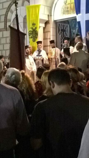Λέχαιο Κορινθίας: Λαμπρός Εορτασμός Αγίων Κωνσταντίνου και Ελένης