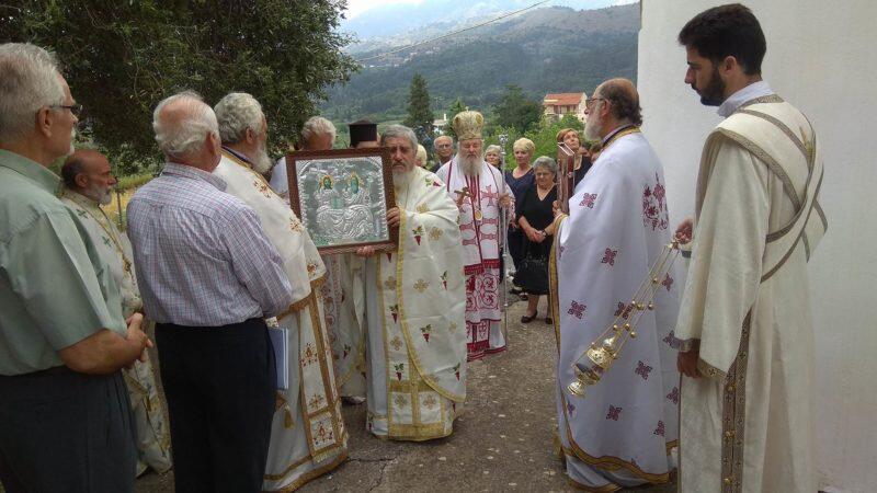 Η Εορτή του Αγίου Πνεύματος στο Νίππος Αποκορώνου και χειροθεσία Αναγνώστου