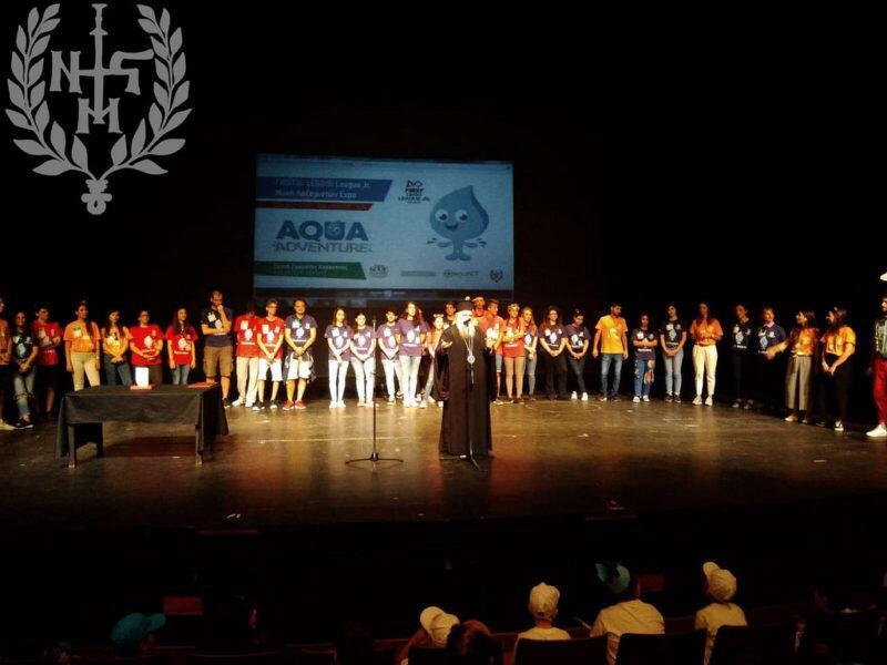 2ος Πανελλήνιος Διαγωνισμός εκπαιδευτικής Ρομποτικής και έρευνας