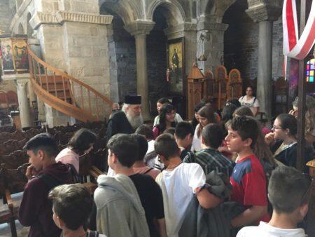 Πάρος: Σε Μονή Παναγίας Μυρτιδιωτίσσης και Εκατονταπυλιανή ο Παροναξίας Καλλίνικος