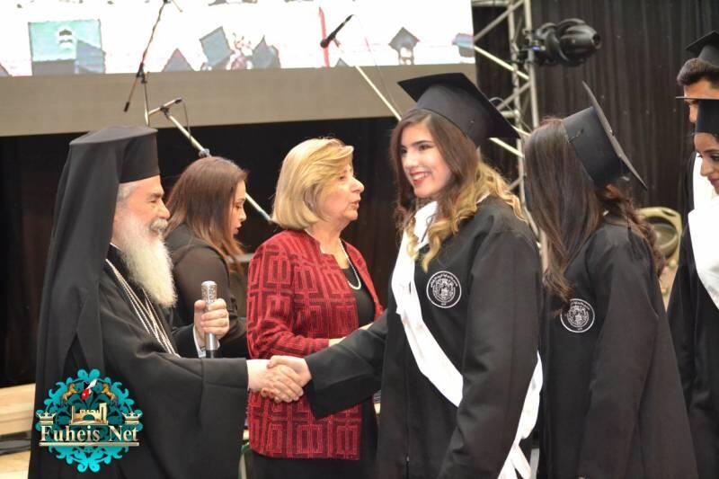 Ο Πατριάρχης Ιεροσολύμων στην Ιορδανία - Απονομή τίτλων σε αποφοίτους σχολείων του Πατριαρχείου