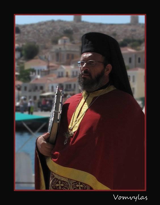 Βόμβα: Για βοηθός Επίσκοπος Σύμης προορίζεται ο Αντώνιος Πατρός - Σταυροπήγιο ο Πανορμίτης
