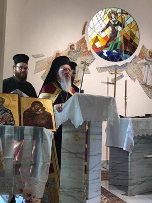 Άγκυρα: Στην διορθόδοξο κοινότητα ο Οικουμενικός Πατριάρχης