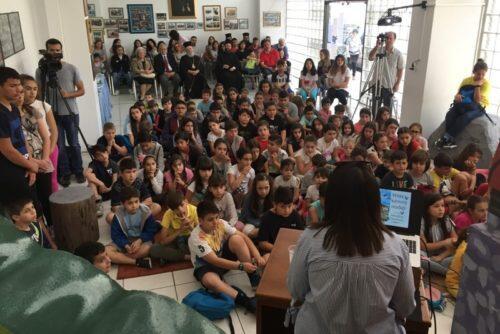 Άγιος Ιάκωβος Τσαλίκης: Με επιτυχία έγινε η παρουσίαση του παιδικού βιβλίου