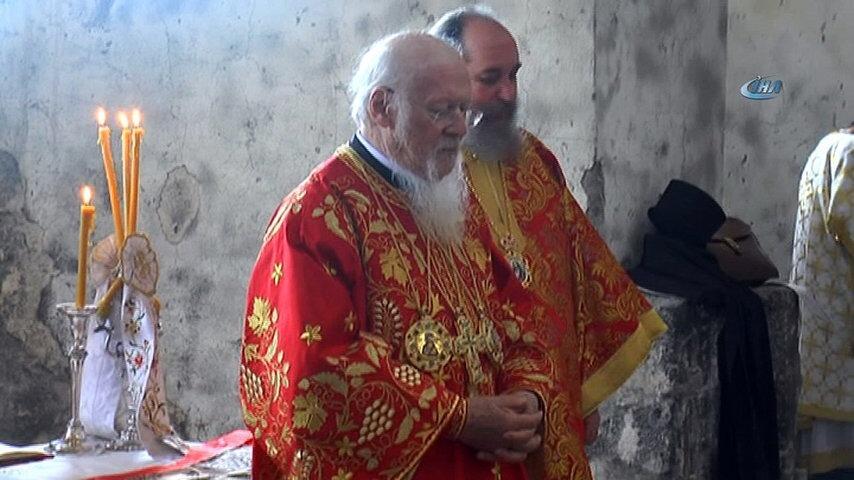 Πατριαρχική Θεία Λειτουργία σήμερα στην Καππαδοκία