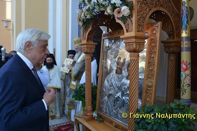 Ελευθέρια Αλεξανδρουπόλεως παρουσία του Προέδρου της Δημοκρατίας