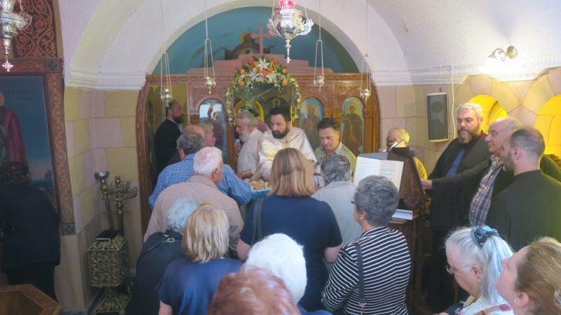 Ερμούπολη: 82 χρόνια από την εύρεση της Εικόνος του Αγίου Δημητρίου