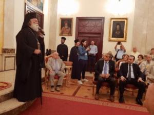 Αλεξανδρείας Θεόδωρος: Οι εκκλησίες μας δεν έκλεισαν, οι καμπάνες κτυπάνε παντού