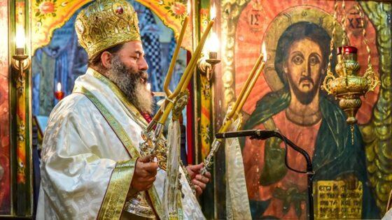 Εόρτιες Λατρευτικές εκδηλώσεις εις τον Ιστορικό Ιερό ναό Αγίου Αθανασίου - Χωρούδας