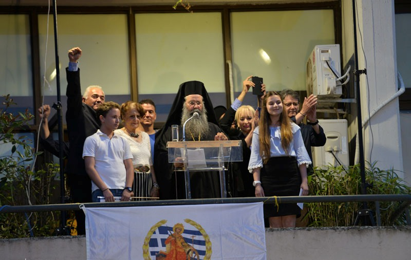 Κίτρους Γεώργιος: Δίνουμε στην κυβέρνηση ισχυρό διαπραγματευτικό εργαλείο