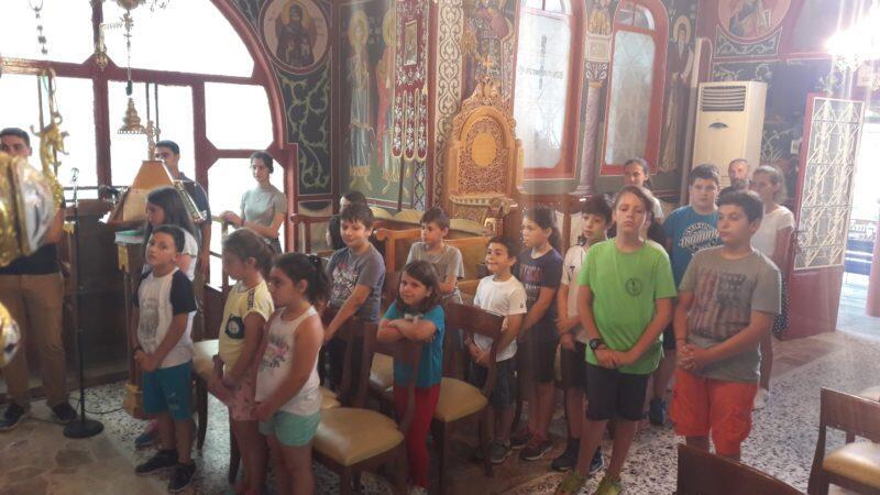 Άνοιξε η αυλαία των «καλοκαιρινών αποδράσεων» του Γραφείου Νεότητας της Ιεράς Μητροπόλεως Κίτρους