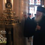 αρχιεπίσκοπος ιερώνυμος κερί