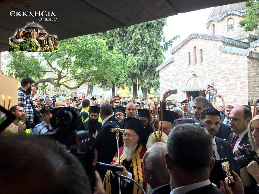 Βαρθολομαίος αγιοκατάταξη άγιος ιάκωβος τσαλίκης