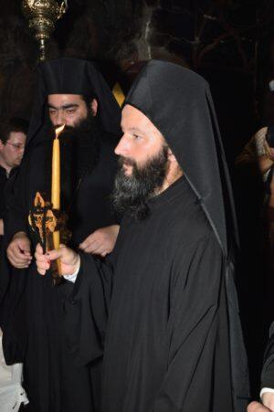 Νέος Μοναχός στην Ιερά Μονή Εισοδίων της Θεοτόκου Μυρτιάς Τριχωνίδος