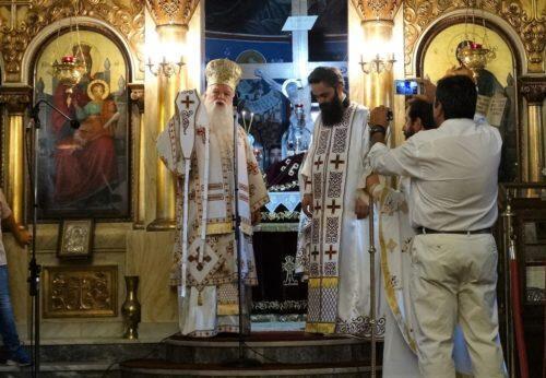 Χειροτονία Πρεσβυτέρου στον Καθεδρικό Ναό Κοιμήσεως της Θεοτόκου Καλαβρύτων