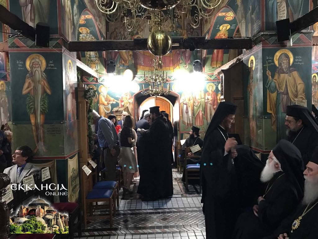 ιερός ναός αγιοκατάταξη άγιου ιάκωβου τσαλίκη