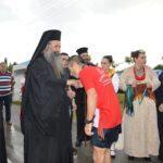 «Πέρασμα του Αποστόλου Παύλου»: Ρεκόρ υπό βροχή στον αγώνα που γίνεται θεσμός