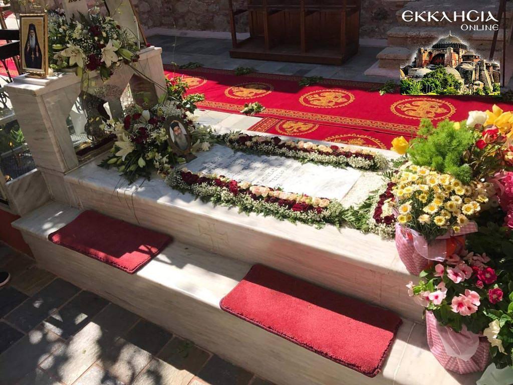 τάφος άγιου ιάκωβου τσαλίκη