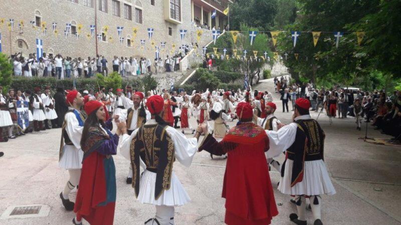 Με κάθε επισημότητα ο εορτασμός των 191 ετών από τη νικηφόρα Μάχη του Μεγάλου Σπηλαίου
