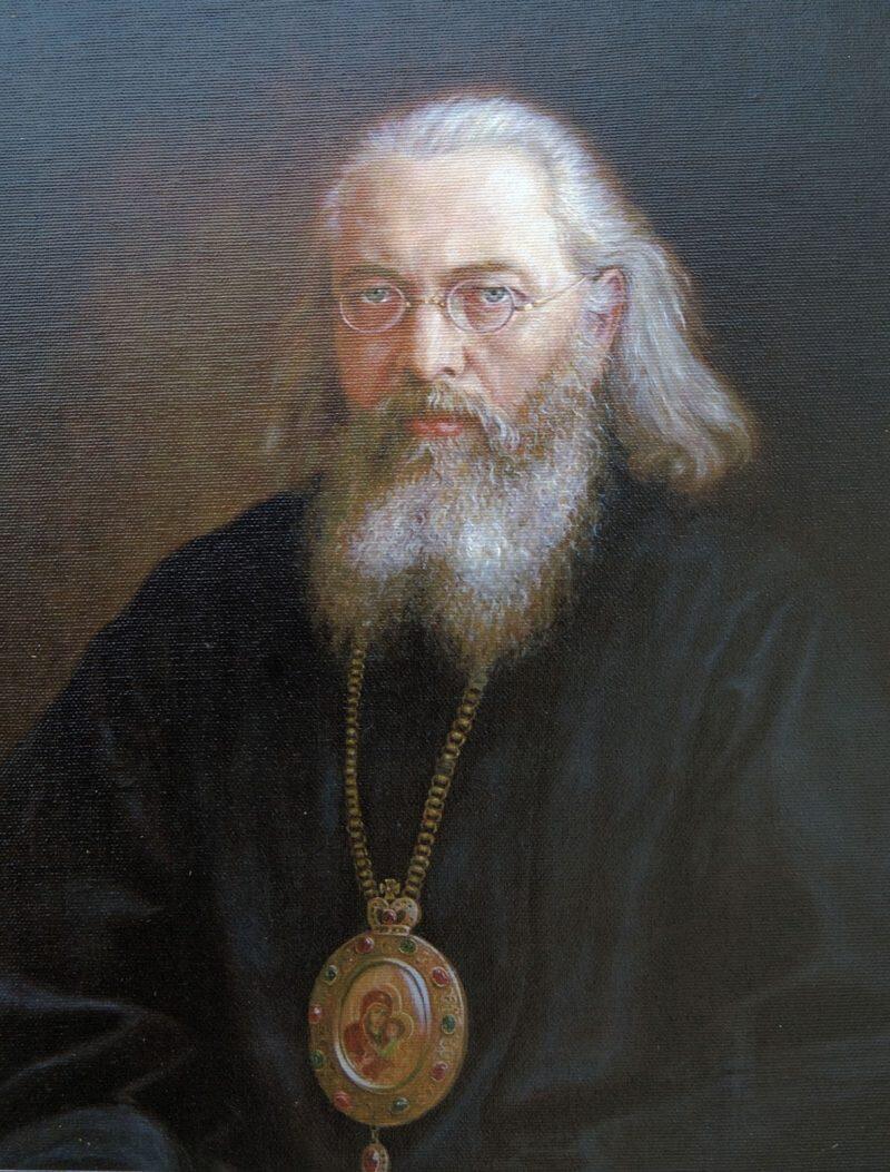 Άγιος Λουκάς Ιατρός - Μάνης Χρυσόστομος: Η αθεΐα δεν μπορεί να γκρεμίσει την πίστη