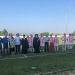 Ένας αγώνας ποδοσφαίρου για Ιερό Σκοπό