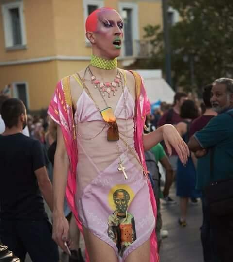 Αμβρόσιος για εξευτελισμό των Αγίων από τους gay: Η Ιερά Σύνοδος κοιμάται