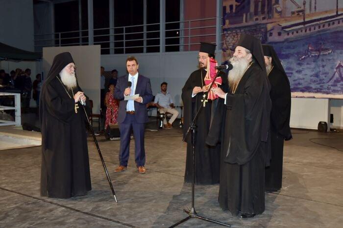 Παρουσία Γέροντος Εφραίμ η 33η Γιορτή Νεολαίας της Ιεράς Μητροπόλεως Πειραιώς