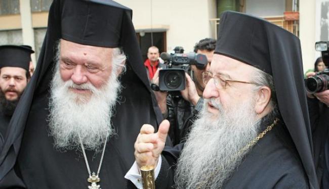 Άνθιμος: Δεν συμφωνώ με τον Ιερώνυμο στο θέμα του διαχωρισμού κράτους-εκκλησίας