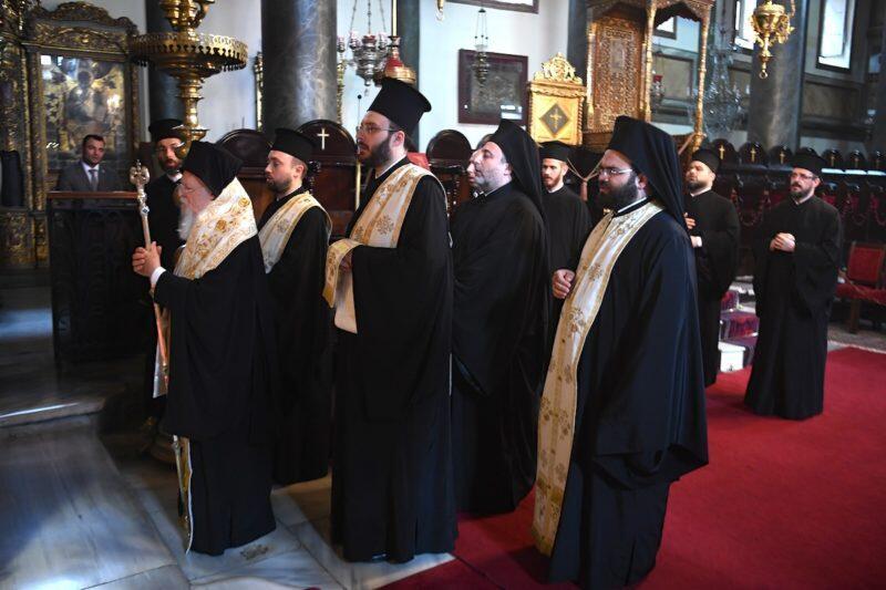 Πατριαρχικό Τρισάγιο για τον μακαριστό Μητροπολίτη Λαρίσης και Τυρνάβου κυρό Ιγνάτιο