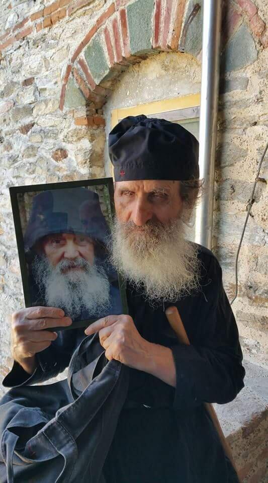 Πατήρ Ισίδωρος ο τυφλός, ένα σημείο φωτεινής αναφοράς για το σημερινό Άγιο Όρος
