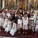 Λήξη των μαθημάτων της Μαθητικής Συνάντησης του Ναού Κοιμήσεως Θεοτόκου-Χρυσοσπηλαιωτίσσης