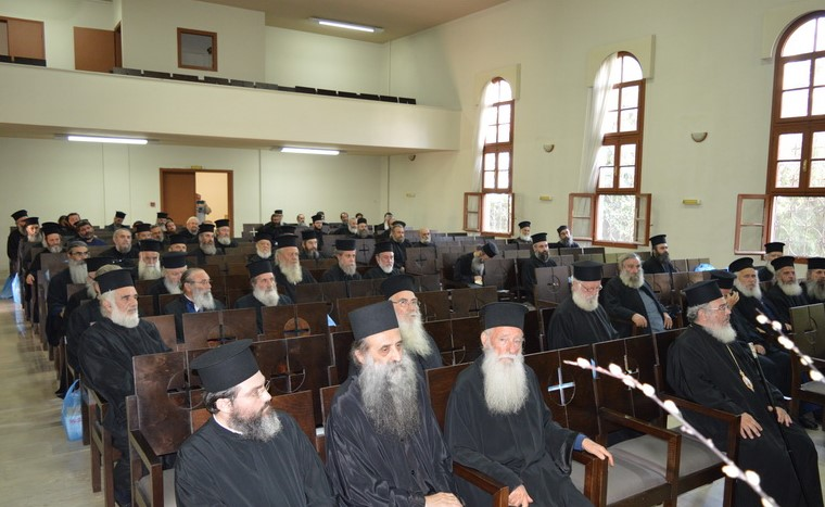 Η συγκλονιστική ομιλία του Γέροντα Βαρθολομαίου στη Μητρόπολη Πρεβέζης