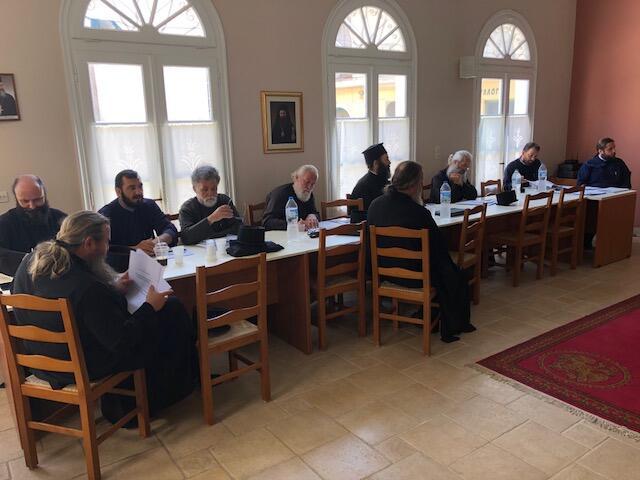 Ολοκληρώθηκαν οι εργασίες της τέταρτης ημέρας των Σεμιναρίων Επιμορφώσεως της Μητρόπολης Λευκάδος