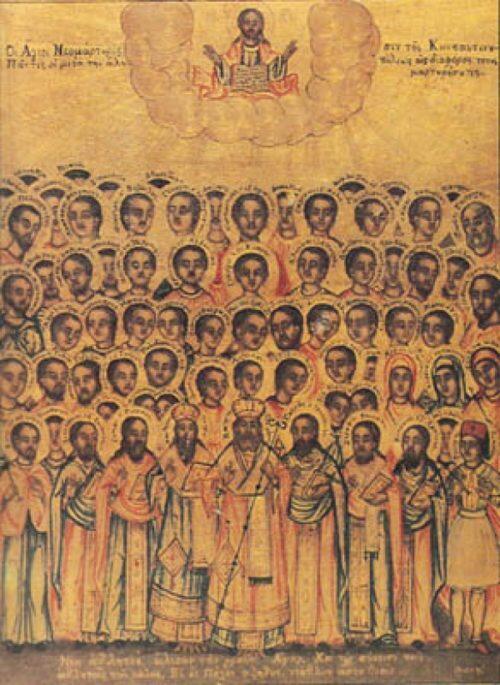 Καστοριάς Σεραφείμ: Παράκλητοι των Χριστιανών χρηματίσαντες