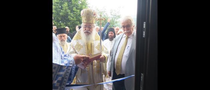Μοναστήρι έκτισε ο πρώην Υπουργός Αθανάσιος Γιαννόπουλος
