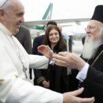 Ευχές Πάπα Φραγκίσκου στον Οικουμενικό Πατριάρχη