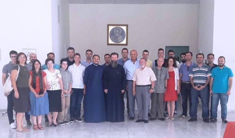 Απολυτήριες εξετάσεις στη Σχολή Βυζαντινής Μουσικής της Μητρόπολης Δημητριάδος